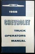 Owners Manual Chevrolet