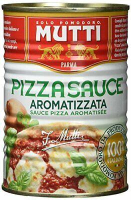Mutti Pizza Sauce aromatizzato frisch geerntete Tomaten 400g 4er