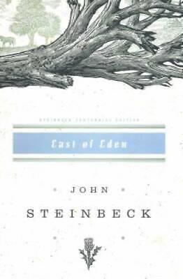East of Eden, John Steinbeck Centennial Edition - Paperback - GOOD