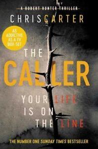The Caller: THE #1 ROBERT HUNTER BESTSELLER by Carter, Chris Book The Cheap Fast
