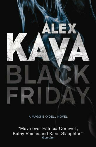Black Friday (Mira Direct Library),Alex Kava