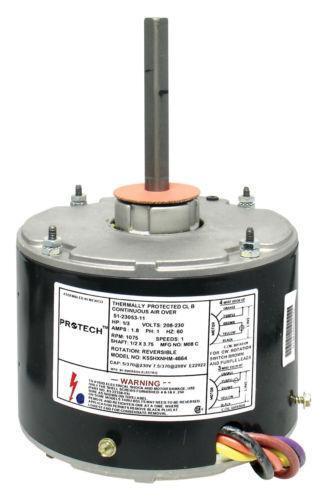 Condenser Fan Motor Hvac Ebay