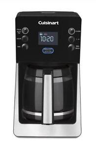 Cuisinart DCC-2800C 14Cup Perfectemp Coffeemaker Black/Silver