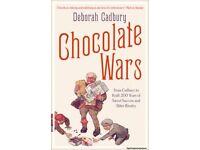 Chocolate wars book