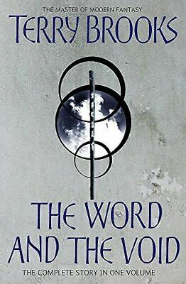 The Word And The Void Omnibus (Word & the Void), Brooks, Terry, Very Good,