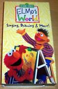 Elmo's World VHS