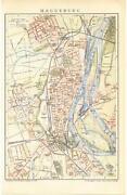 Stadtplan Magdeburg