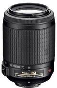 Nikon 55-200MM VR