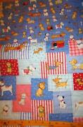 Double Sided Quilted Fabric