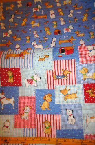 Double Sided Quilted Fabric Ebay