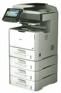 SLIGHTLY USED COMMERCIAL RICOH  SP 5210sf - multifun