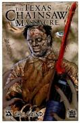 Texas Chainsaw Massacre Comic