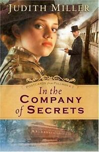 IN-THE-COMPANY-OF-SECRETS-JUDITH-MILLER-CHRISTIAN-FICTION-HISTORICAL-PAPERBACK