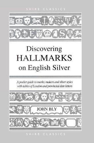 sheffield england silver hallmarks