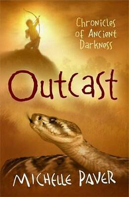 Outcast: (Chronicles Of Ancient Darkness), Michelle Paver, New, Book
