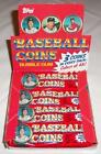 1987 Topps Coins