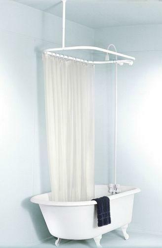 Clawfoot Tub Shower Curtain EBay