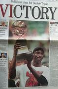 Chicago Bulls Newspaper