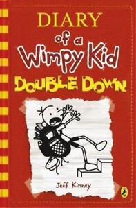 Diary of a Wimpy Kid: Double Down (Diary of a Wimpy Kid Book 11) von Jeff...