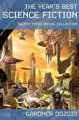 The Years Best Science Fiction  Twenty Third Annu