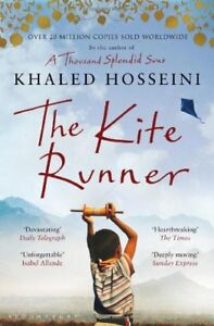 The Kite Runner by Hosseini, Khaled Book The Cheap Fast Free Post