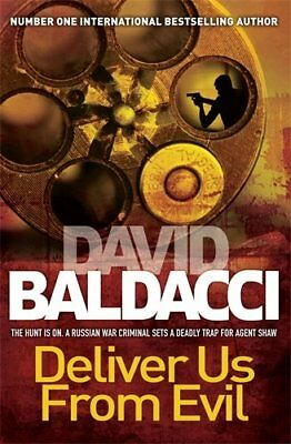 Deliver Us From Evil (Shaw and Katie James),David Baldacci