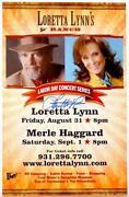 Loretta Lynn Autograph