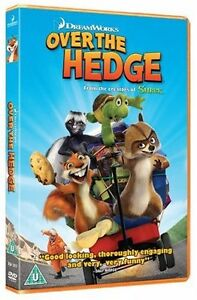 OVER THE HEDGE - DVD FILM