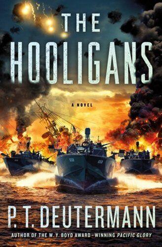 The Hooligans By P T Deutermann: New