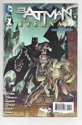 Batman 1 New 52 Variant