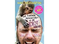 The Further Adventures of An Idiot Abroad Paperback by Karl Pilkington