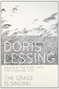 The Grass Is Singing By Doris Lessing. 9780586089248