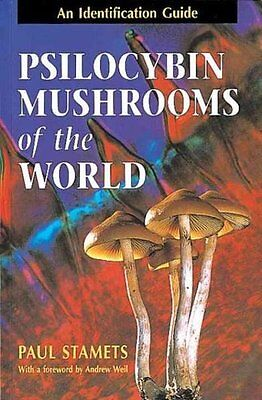 Psilocybin Mushrooms Of The World   Stamets  Paul  Weil  Andrew  Frw    New Pape