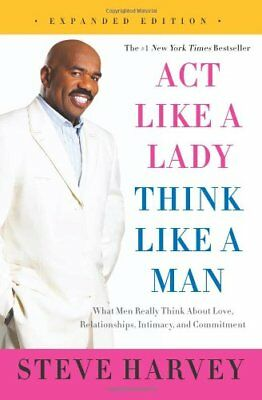 Act Like A Lady  Think Like A Man  Expanded Editio