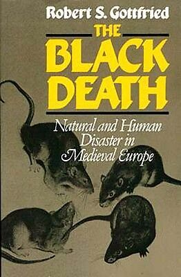Medieval Europe Bubonic Plague Black Death 1347-1351 AD 30-50% Population Dies