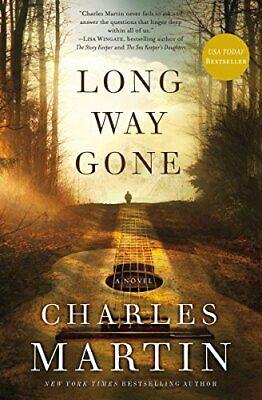 Long Way Gone by Charles Martin  [ PDF, MOBI , Epub ]⭐