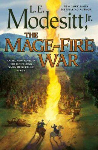 The Mage-fire War By L E Modesitt: New