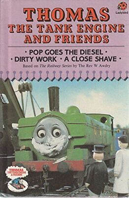 UsedVeryGood, Pop Goes the Diesel (Thomas the Tank Engine & Friends S.), Awdry,