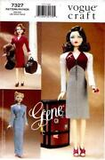 Gene Doll Patterns