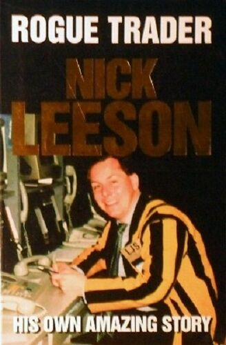 Rogue Trader by Leeson Nick - Book - Paperback - Biography Australian