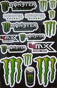 Monster Energy Aufkleber