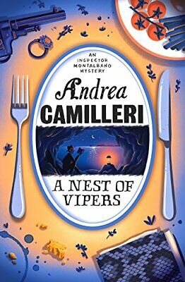 A Nest of Vipers (Inspector Montalbano mysteries) By Andrea Camilleri