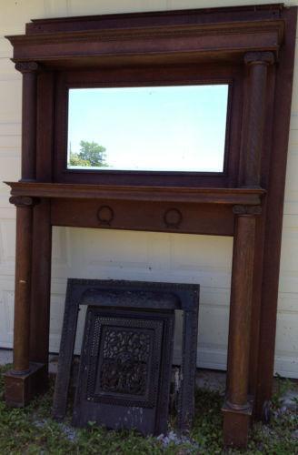 Antique Fireplace Grate Ebay