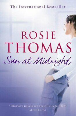 Sun at Midnight by Thomas, Rosie Paperback Book The Fast Free Shipping