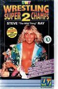 Wrestling VHS