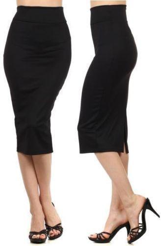 Vintage High Waist Skirt Ebay