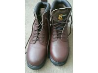 Men's Grafters Safety Work Boots