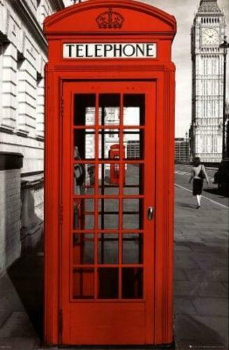 London Phone Booth | eBay