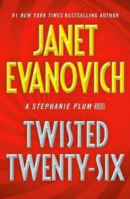 Twisted Twenty-Six (Stephanie Plum) - Hardcover By Evanovich, Janet - GOOD