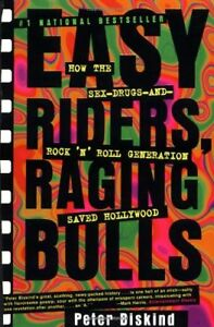 Easy Riders,Raging Bulls soft cover book-great condition